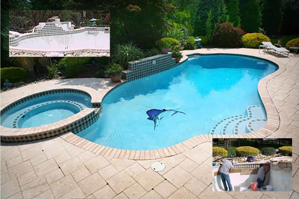 Renovations - Riverton Pool and Spa